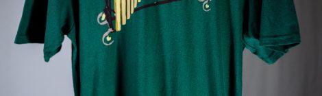 Marimba - Green T-Shirt