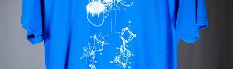 Tenors - Blue Diagram T-Shirt