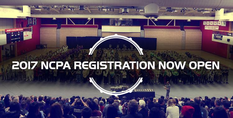 2017 Registration Has Begun!