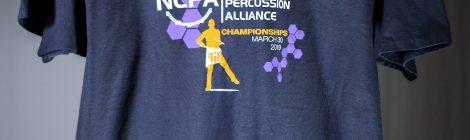 2019 NCPA Championships T-Shirt
