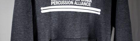 NCPA Gray California Bear Hoodie Sweatshirt